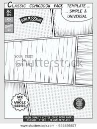 comic book layout stock images royalty free images u0026 vectors