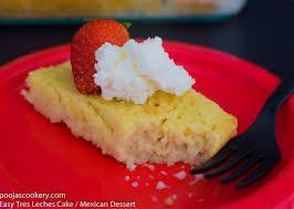 easy tres leches cake mexican dessert recipe chefthisup
