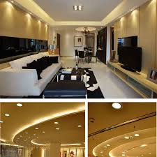 Led Bedroom White Round Ceiling - 6w round led recessed ceiling panel light down lamp ultra thin