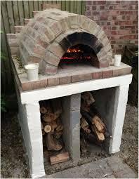 backyards awesome backyard pizza oven plans photo 2 124 modern