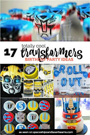 transformers birthday 17 totally cool transformers party ideas spaceships and laser beams