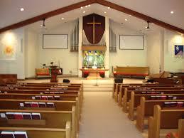 Church Lights First Christian Church Leavenworth Kansas Home