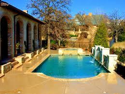 bedroom pleasing backyard landscaping ideas swimming pool design