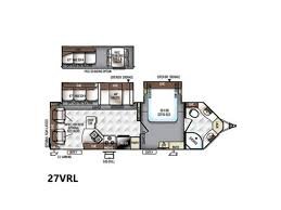 100 flagstaff travel trailers floor plans forest river