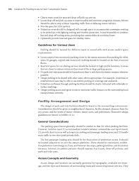 chapter 10 automobile access and park and ride guidelines for page 106