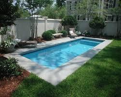 Backyard Swimming Pool Ideas 28 Fabulous Small Backyard Designs With Swimming Pool Small