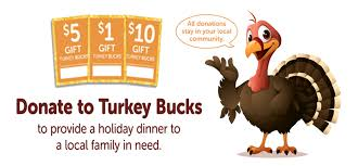 albertsons it s time for turkey bucks help a local family today