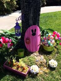 Lawn Easter Egg Decorations by Best 25 Outdoor Easter Decorations Ideas On Pinterest Happy