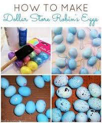 faux easter eggs spray painted faux easter eggs eggs sprays and easter