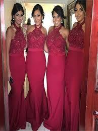 halter bridesmaid dresses halter bridesmaid dresses mermaid bridesmaid dresses