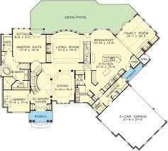 1 story luxury house plans luxury house plan in many versions 15674ge architectural