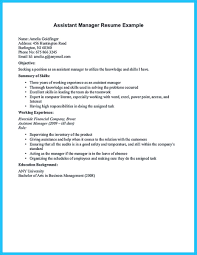 general manager resume examples store assistant manager resume that can bag you how to write a store assistant manager resume that can bag you image name