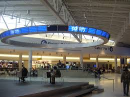New York Airport Map Terminals by Where To Eat At John F Kennedy Airport Jfk Eater Ny