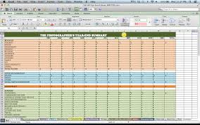 Dues Spreadsheet Expense And Profit Spreadsheet