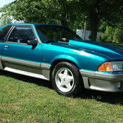 1993 ford mustang 5 0 1993 fox ford mustang lx hatchback 2 door 5 0l ford