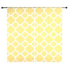 Yellow White Curtains Yellow And White Curtains Teawing Co
