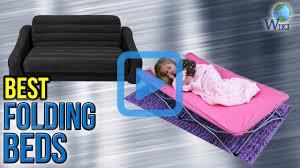 Sofa Folding Bed Top 10 Folding Beds Of 2017 Video Review