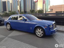 roll royce ghost blue rolls royce phantom series ii 19 december 2013 autogespot