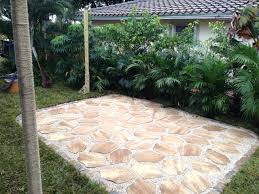 Diy Stone Patio Ideas 25 Great Stone Patio Ideas For Your Home Paver Designs Magnificent