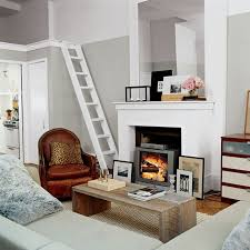 Best Cant Use Your Fireplace Get Creative With These Ideas - Interior design ideas small spaces