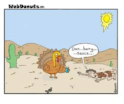 thanksgiving 2011 webdonuts webcomics