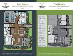 floor plans for ranch homes grenadier homes windsong ranch