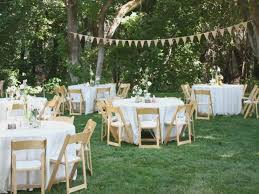 Backyard Wedding Decorations Ideas Seven Ways On How To Prepare For Backyard Wedding