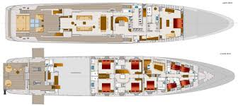 Mega Yacht Floor Plans by Superyacht Of The Week Admiral U0027s 50m Ouranos Superyacht Times