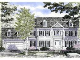georgian colonial house plans mabelle georgian colonial home plan 034d 0061 house plans and more