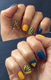 nail designs for runners easy nail art designs for rainbow
