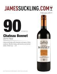 chocolate wine review château bonnet reviews family wine spirits dev