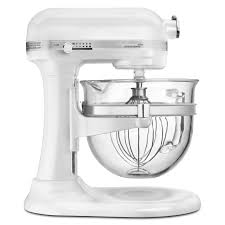 Kitchenaid Mixer Accessories by Amazon Com Kitchenaid Professional 6500 Design Series Frosted