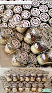 wedding favor jars wedding favors cookie dough cheesecake jars wouldn t it be lovely