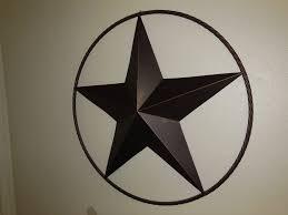 lonestar twister barn star small size 4