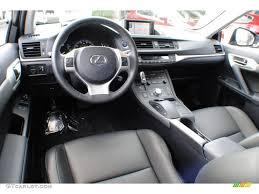 lexus hybrid ct200h interior black interior 2012 lexus ct 200h hybrid premium photo 71407951