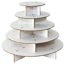 small cake stand cupcaketree mini cupcake stand with 5 tiers