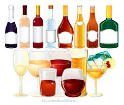 holiday cocktails clipart drink clipart wine clipart alcohol clipart bottle clipart