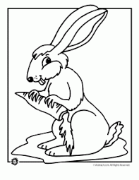 bunny coloring pages printable bunny coloring pages woo jr kids activities