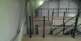 mezzanine floors maximise the space in your steel building