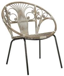 Rattan Accent Table Wik6505a Accent Chairs Furniture By Safavieh