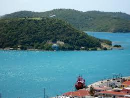 Hassel Island, U.S. Virgin Islands