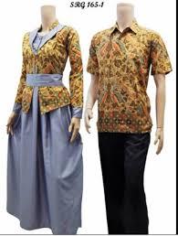 desain baju batik untuk acara resmi 20 model baju batik sarimbit terbaru kombinasi 2018 fashion modern