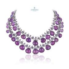 amethyst jewelry necklace images 413 best necklaces 1 images diamond necklaces jpg