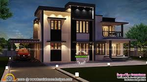 India home design in 2288 sq ft Villas Pinterest