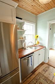 cuisine petit espace ikea comment aménager une cuisine idées en photos