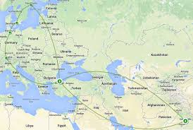 Star Alliance Route Map Istanbul Vishal Mehra And Co