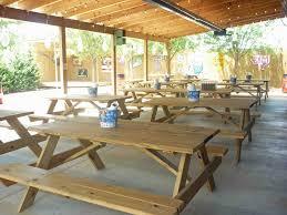 Restaurant Patio Tables by Restaurant Talk Babb Bros Bbq And Blues Oak Cliff