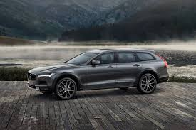 2017 volvo semi used 2017 volvo v90 cross country for sale pricing u0026 features