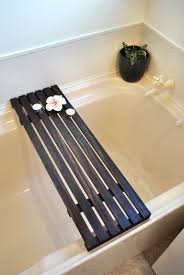 bathroom trendy amazing bathtub 84 wood bath tray bath bathtub