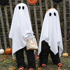 Ghost Halloween Costume Outdoor Halloween Decorations Halloween Ideas Holidays